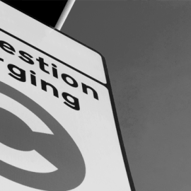 London's Congestion Charge and its Effects on Office Rents